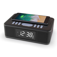 Wireless Charging travel alarm clock丨YM-608