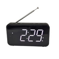 alarm clock and speaker丨Alarm Clock radio with FM